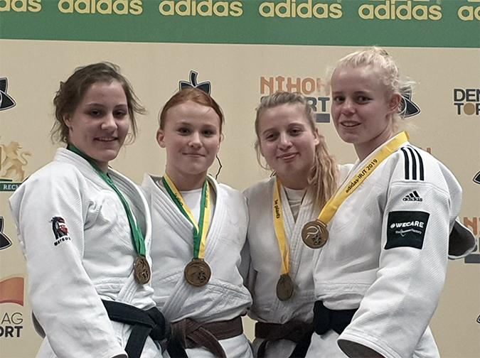 Nadiah Krachten Den Haag toernooi